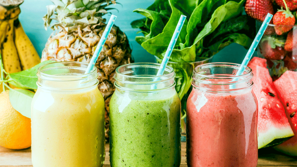 You smoothie! 5 supersmoothies voor de lente!